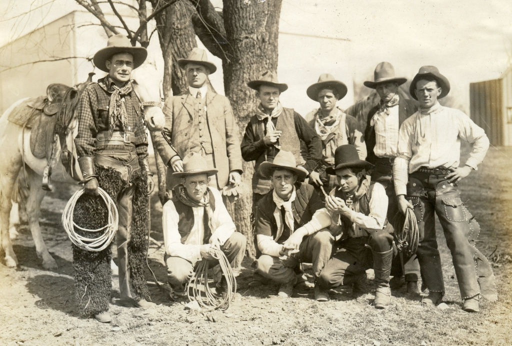 """the history and the use of the word cowboy Q: how many times is the word """"pecker"""" used during cowboys & aliens  sixty  percent of dickish sons in the history of period cinema have."""