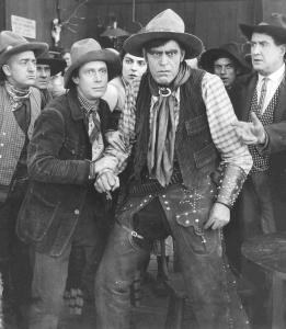 Edward Roseman in the Louis Bennison film, High Pockets.