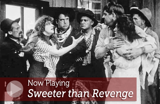 Now Playing: Sweeter Than Revenge